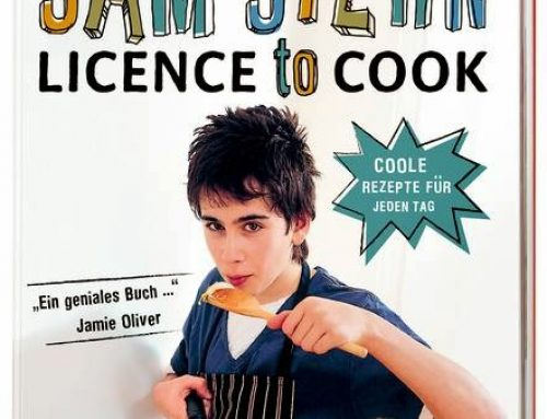 [Rezension] Licence to cook – Sam Stern
