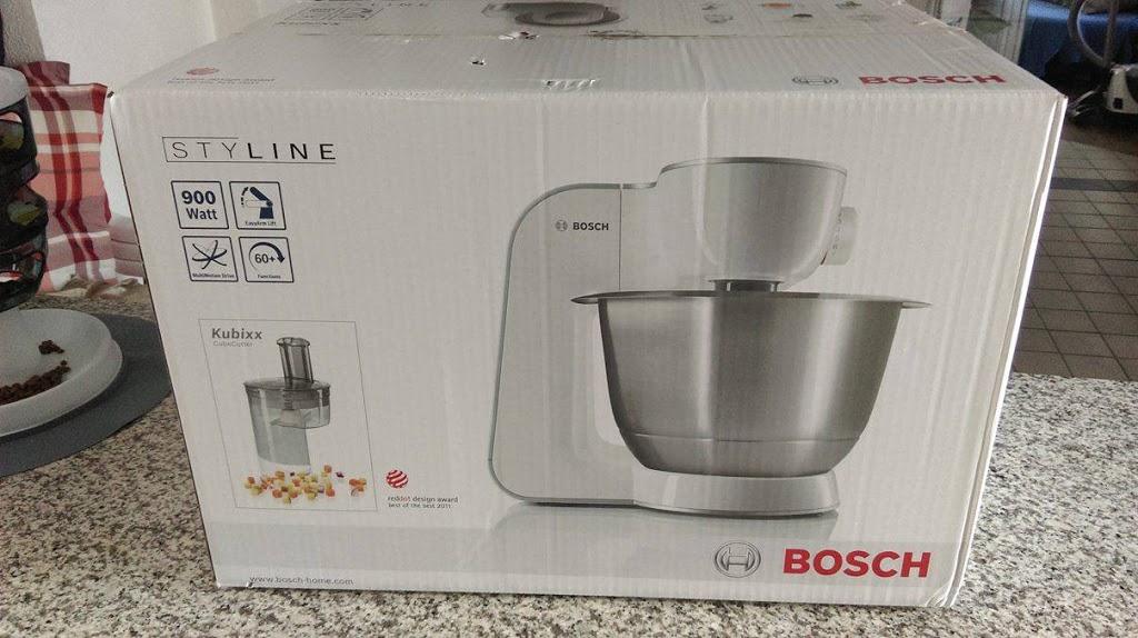 Produkttest] Bosch MUM 54251 -