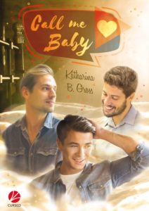 Cover Call me baby von Katharina B. Gross
