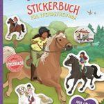 Horse Club Cover Stickerbuch für Pferdefreunde