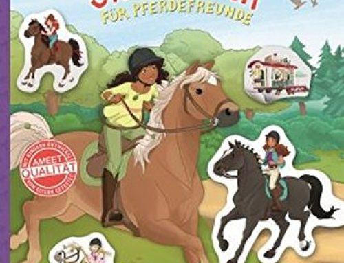 Stickerbuch für Pferdefreunde | Horse Club