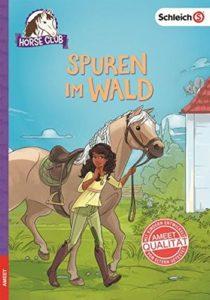 over Spuren im Wald von Emma Walden