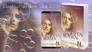 Banner Blogtour Seifenblasen von Alesia Fridman