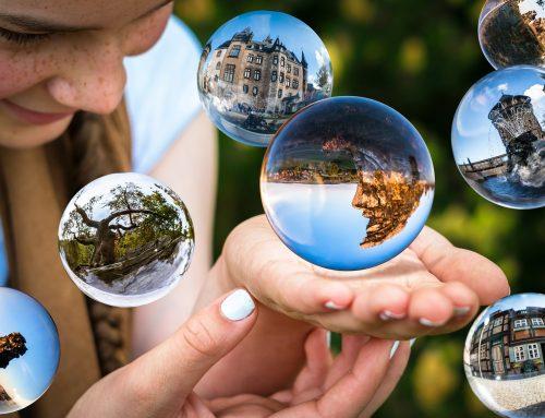 Seifenblasen – geplatzte Träume sind Möglichkeiten