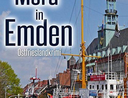 """[Buchtipp] """"Mord in Emden"""" von Susanne Ptak"""