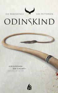 Cover Die Rabenringe: Odinskind von Siri Pettersen