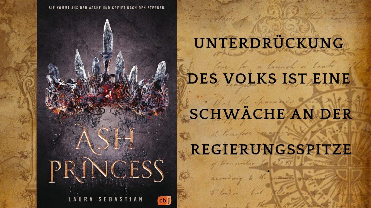 Ash Princess | Laura Sebastian