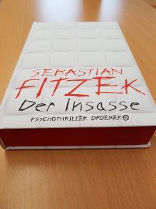 Der Insasse Sebastian Fitzek