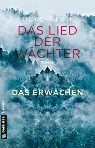 Cover Das Lied der Wächter von Thomas Erle