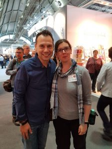 Sandra und Sebastian Fitzek