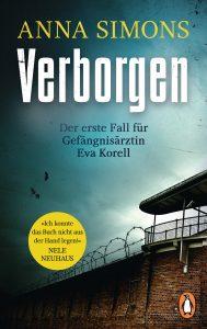 Verborgen - Anna Simonis - Penguin Verlag - ISBN 978-3-328-10289-2