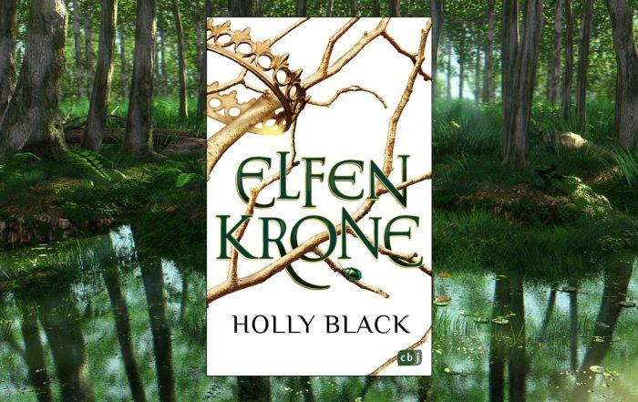 Banner Rezension Holly Black Elfenkrone