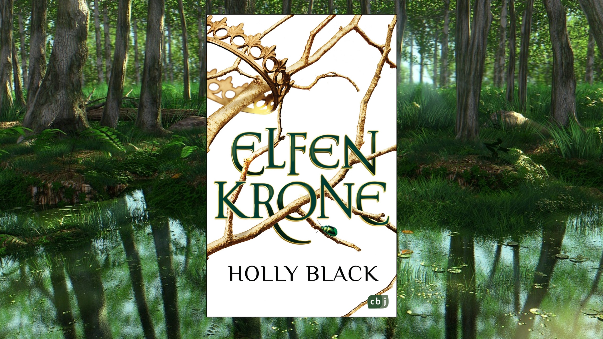 Banner Rezension Holly Black Elfenkrone