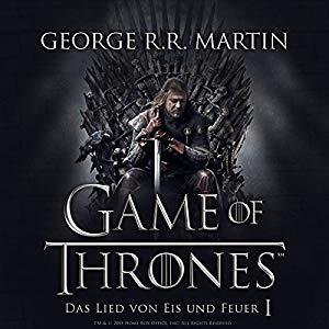 Hörbuch Cover Das Lied von Eis und Feuer von George R.R. Martin Game of Thrones