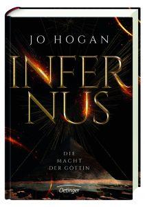 Infernus: Die Macht der Göttin von Jo Hogan