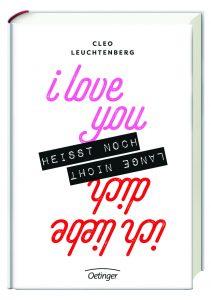 I love you heißt nicht ich liebe dich von Cleo Leuchtenberg