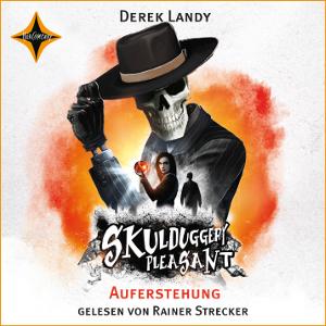 Derek Landy - Skulduggery Pleasant - Auferstehung