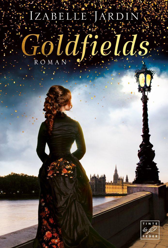 Goldfields von Izabelle Jardin