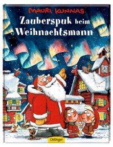 Zauberspuk beim Weihnachtsmann von Mauri Kunnas