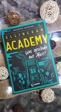Ellingham Academy Maureen Johnsen