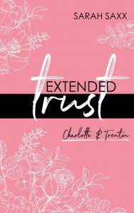 Extended trust von Sarah Saxx Cover