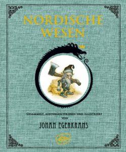 Cover Nordische-Wesen von Johan Egerkrans
