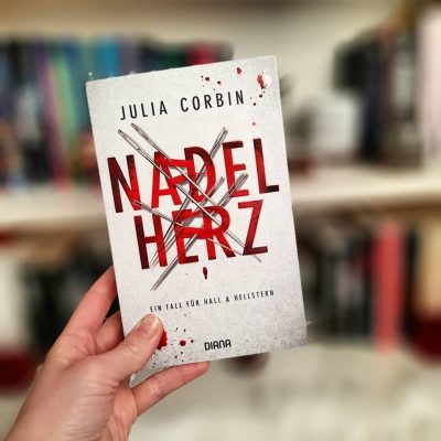 Julia Corbin - Nadelherz - Diana Verlag
