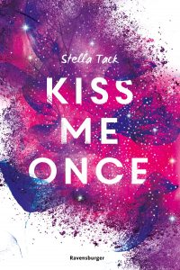 Kiss Me Once von Stella Tack Cover
