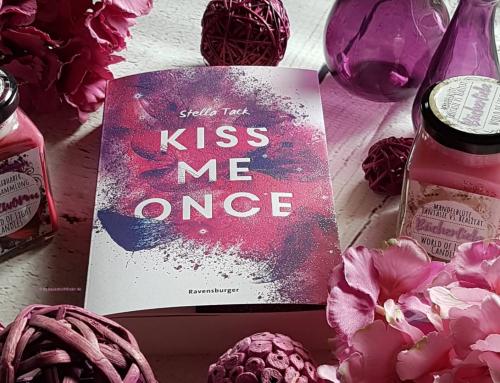 Stella Tack | Kiss Me Once