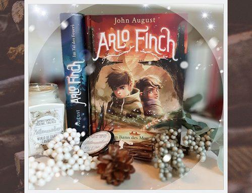 Arlo Finch Im Bann des Mondes – John August