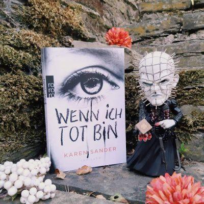 Karen Sander - Wenn ich tot bin - Rowohlt Verlag