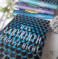 Rainer Wekwerth - Das Labyrinth vergisst nicht - Buchheim Verlag