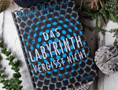 Das Labyrinth vergisst nicht – Rainer Wekwerth