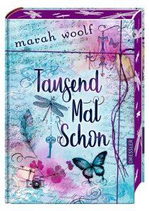 TausendMalSchon von Marah Woolf, Cover