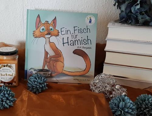 Ein Fisch für Hamish | A.H. Benjamin