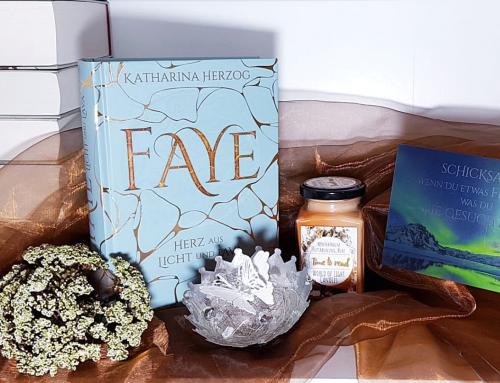 Faye – Herz aus Licht und Lava | Katharina Herzog | Interview