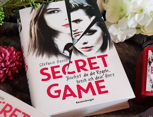 Secret Game. Brichst du die Regeln, brech ich dein Herz | Stefanie Hasse