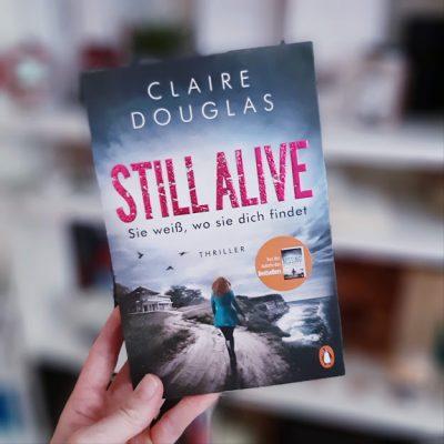 Claire Douglas - Still Alive - Randomhouse