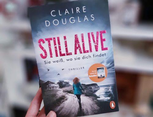 STILL ALIVE – Sie weiß, wo sie dich findet – Claire Douglas