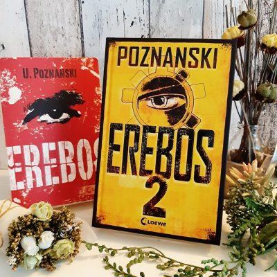Erebos 2 - Ursula Poznanski - Loewe Verlag