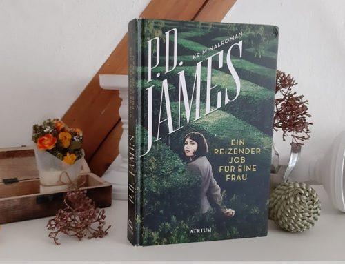Ein reizender Job für eine Frau – P.D. James