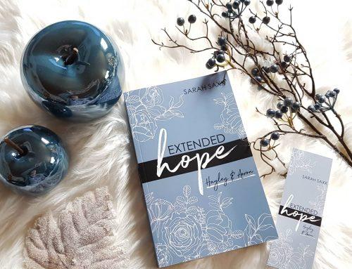 EXTENDED hope | Sarah Saxx