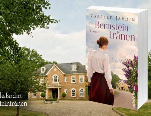 Bernsteintränen von Izabelle Jardin