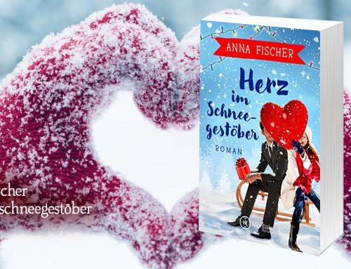 Herz im Schneegestöber | Anna Fischer