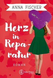 Cover Herz in Reparatur von Anna Fischer