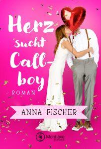 Cover Herz sucht Callboy von Anna Fischer