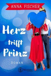 Cover Herz trifft Prinz von Anna Fischer