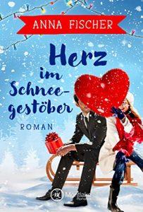 Cover Herz im Schneegestöber von Anna Fischer