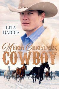 Cover Merry Christmas, Cowboy von Lita Harris