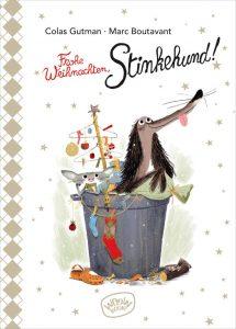 Fraohe Weihnachten Stinkehund Cover